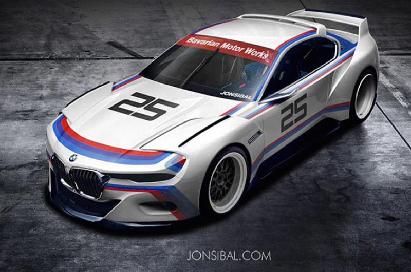 DLEDMV - BMW 3.0 CSL Hommage Sound - 03