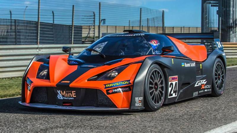 DLEDMV - KTM X-bow racing 05