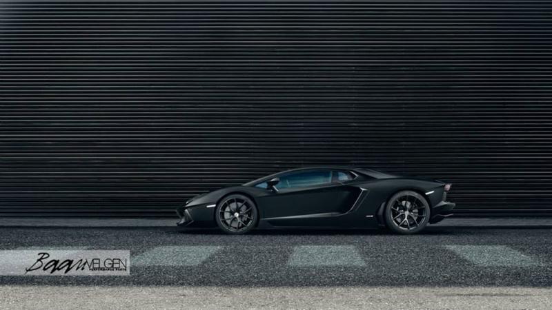 DLEDMV - Lamborghini Aventador Akrapovic & HRE - 05