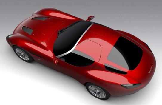 DLEDMV - Maserati 450S Mostro Zagato - 17