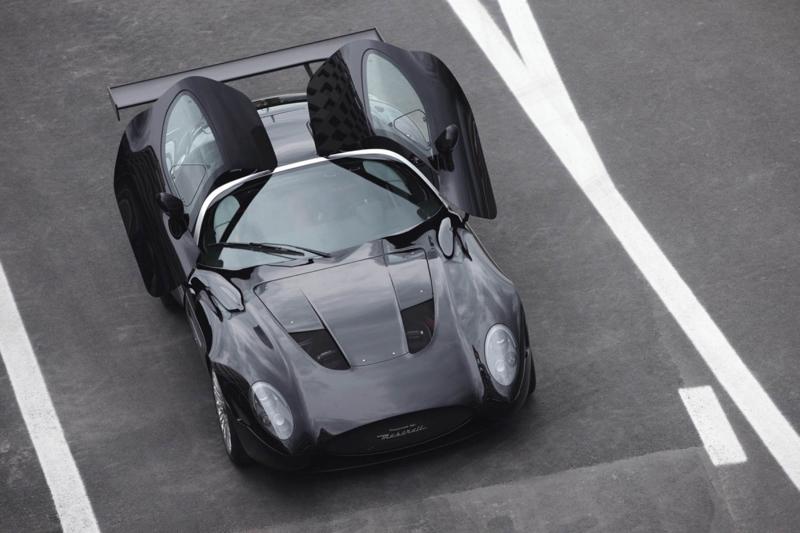 DLEDMV - Maserati 450S Mostro Zagato - 25