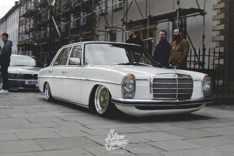 DLEDMV - Mercedes W115 Airbagged & BBS - 04