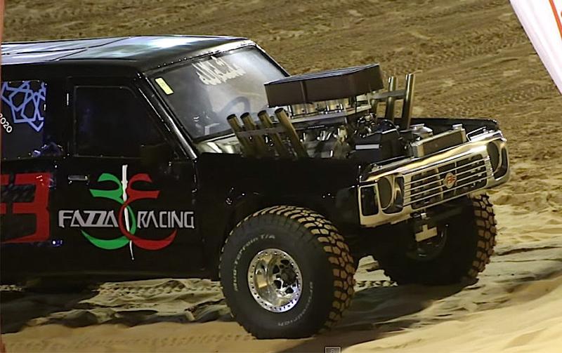 DLEDMV - Nissan Patrol Liwa Dune 3600 hp - 01