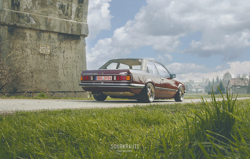 DLEDMV - Opel Coupé Commodore olds'kool - 06