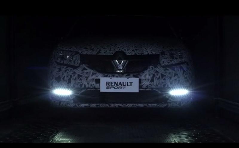 DLEDMV - Renault Sandero RS05