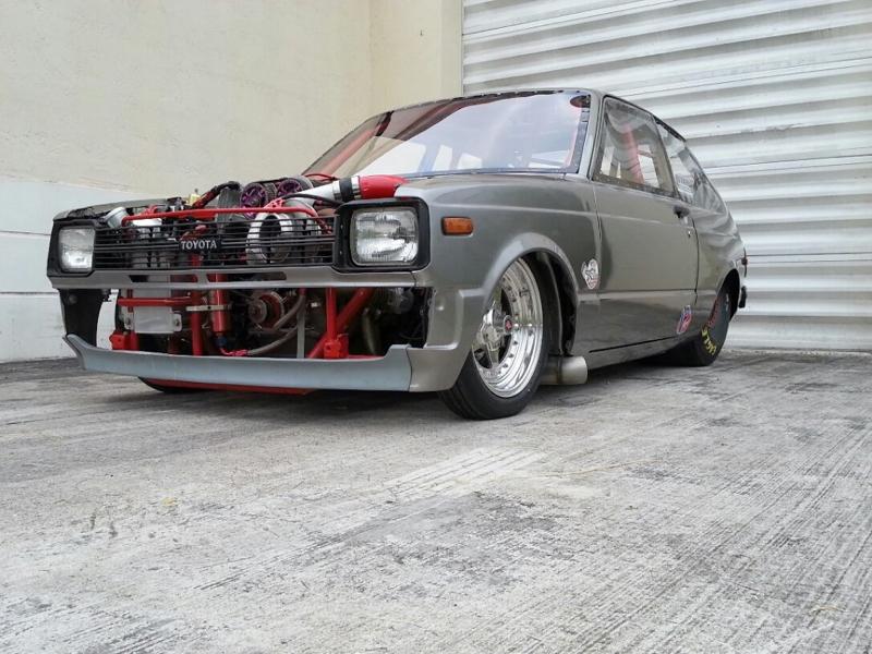 DLEDMV - Toyota Starlet Drag 1250 hp - 03
