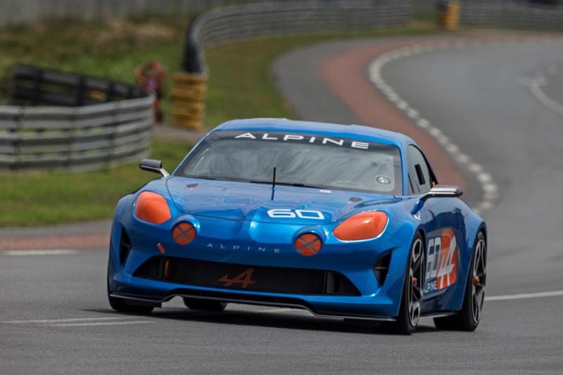 DLEDMV - Alpine Celebration le Mans 2015 - 01