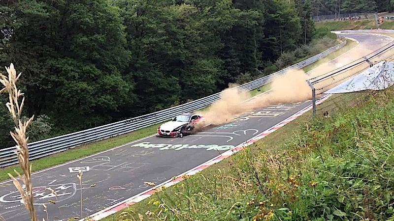DLEDMV - BMW crash nurb - 03