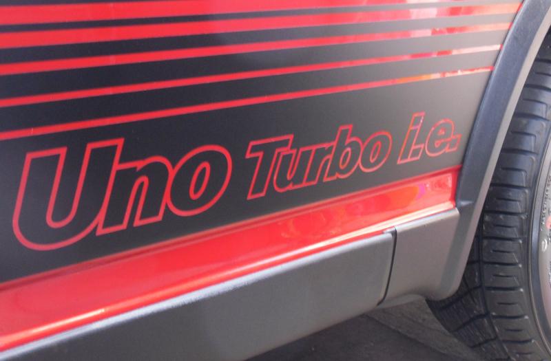 DLEDMV - Fiat Uno Turbo ie 200+ - 03