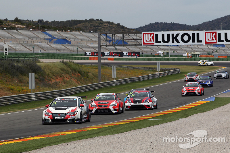 DLEDMV - Honda Civic TCR JAS Motorsport - 07