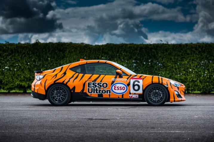 DLEDMV - Toyota GT86 Vintage racing color - 17