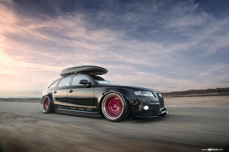 DLEDMV - Audi A4 B8 iAcrophobia - 01
