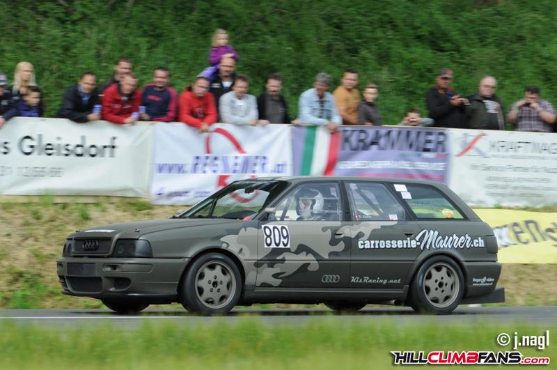 DLEDMV - Audi RS2 Hillclimb Dany Kistler -01