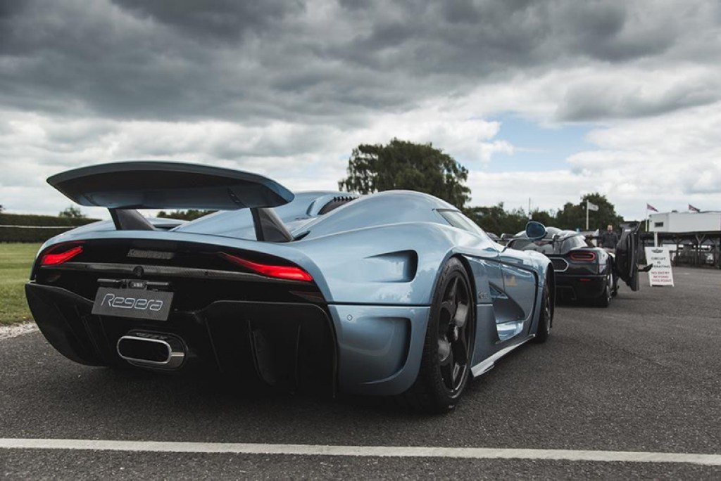 Goodwood Festival of Speed 2015 - Le Best-of 3