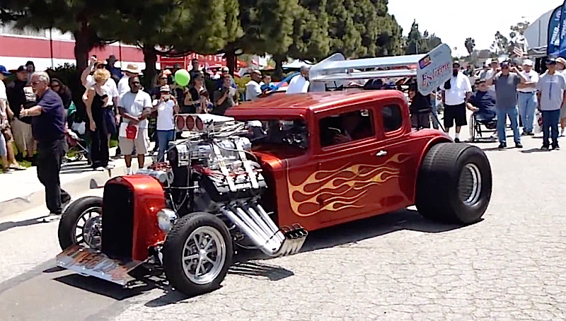 DLEDMV - Hot Rod Monster Wild -03