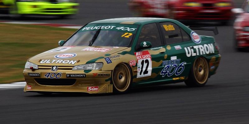 DLEDMV - Peugeot 406 Bathurst 1000 97 -09
