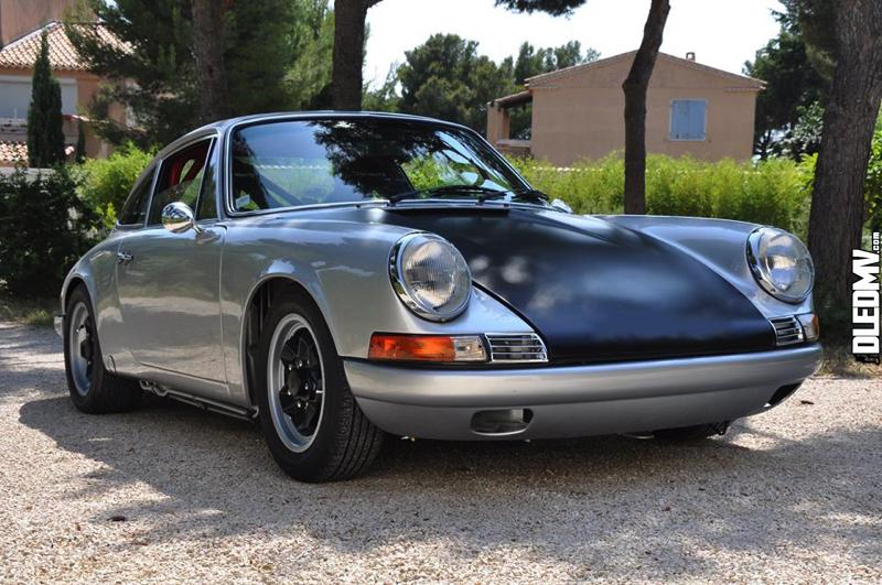 DLEDMV - Porsche 911 Damine Restomod -10