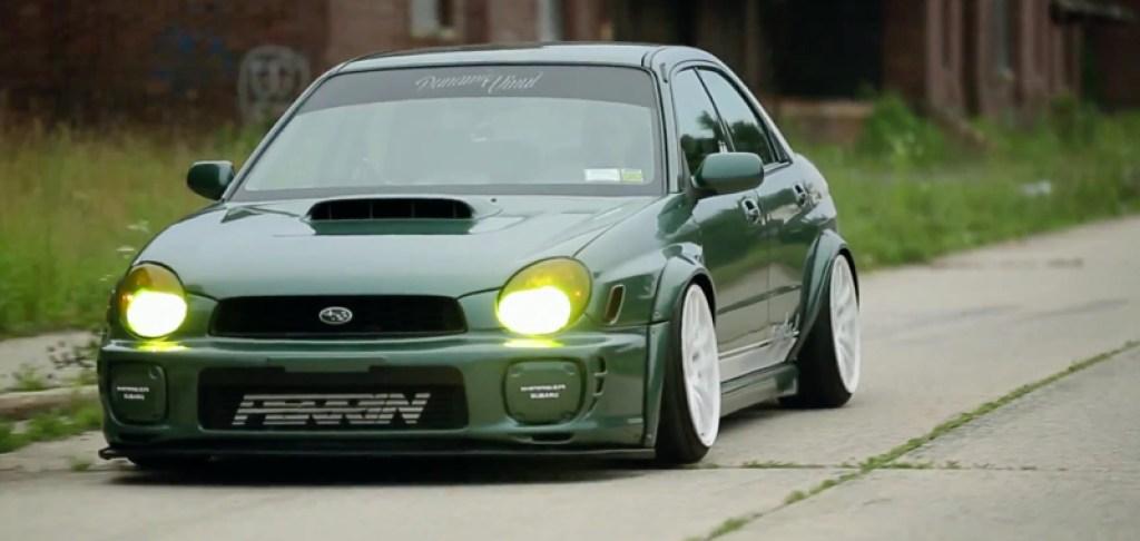 DLEDMV - Subaru WRX Green Bugeye - 04