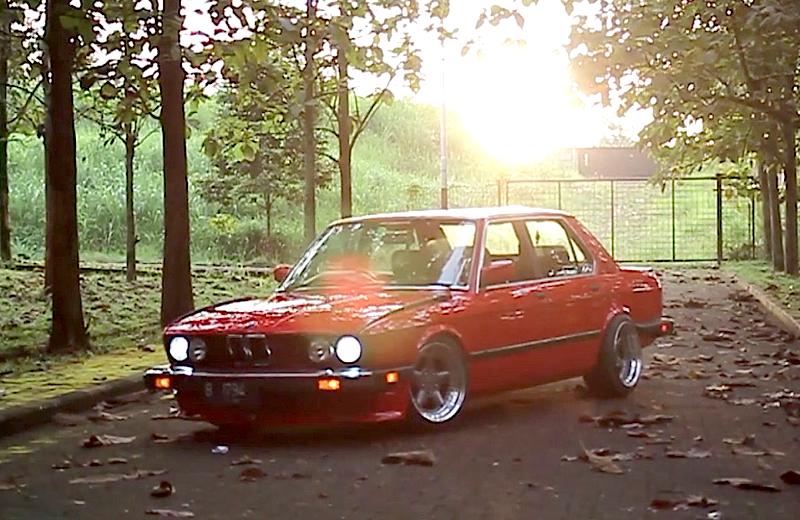 DLEDMV - BMW 525e E28 - 02