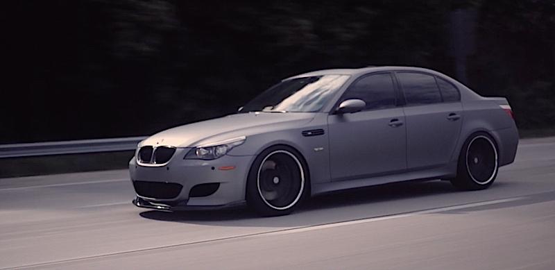 DLEDMV - BMW M5 E60 Emma - 02
