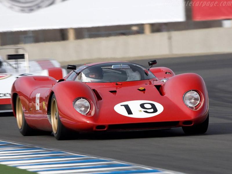 DLEDMV - Ferrari 312 P - 03