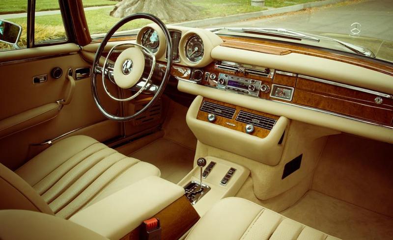 DLEDMV - Mercedes Benz 280 SE Mechatronik - 02