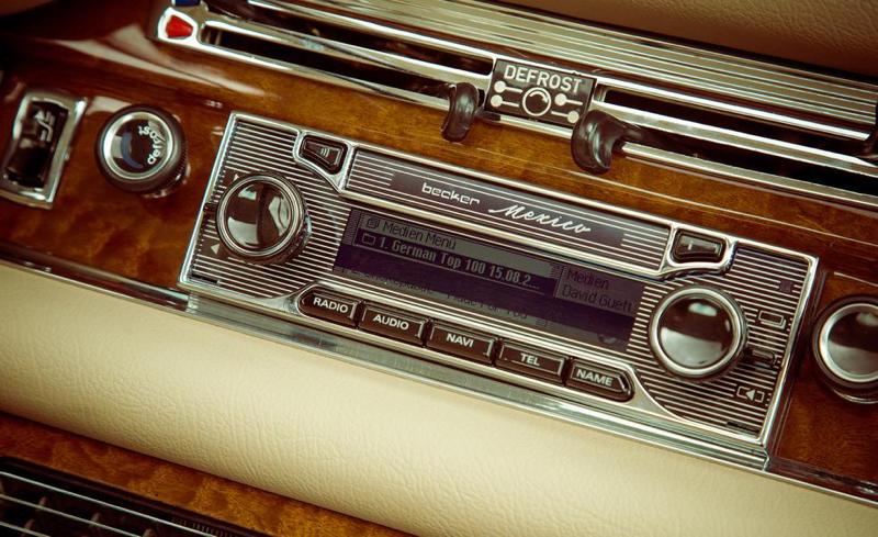 DLEDMV - Mercedes Benz 280 SE Mechatronik - 05