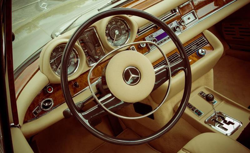 DLEDMV - Mercedes Benz 280 SE Mechatronik - 07