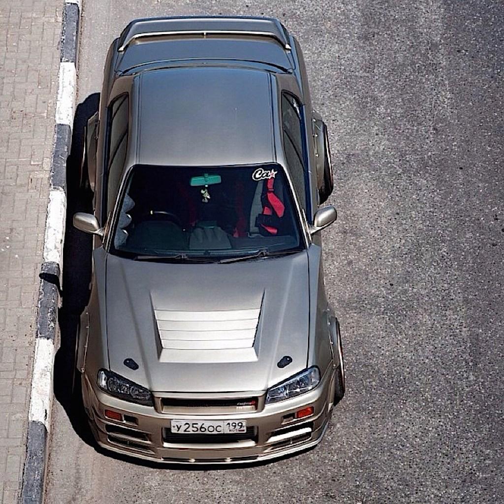 DLEDMV - Nissan Skyline R34 The Wide - 03