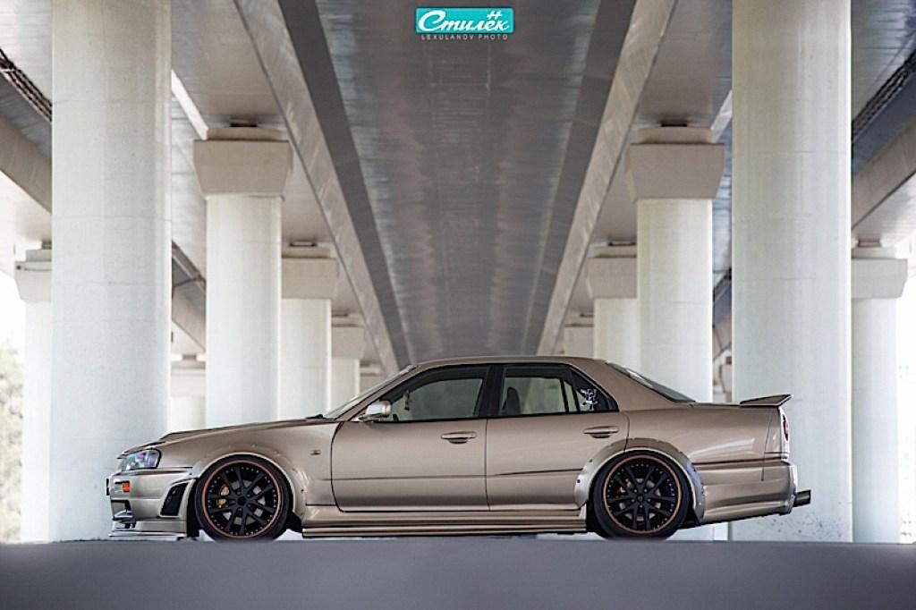 DLEDMV - Nissan Skyline R34 The Wide - 14