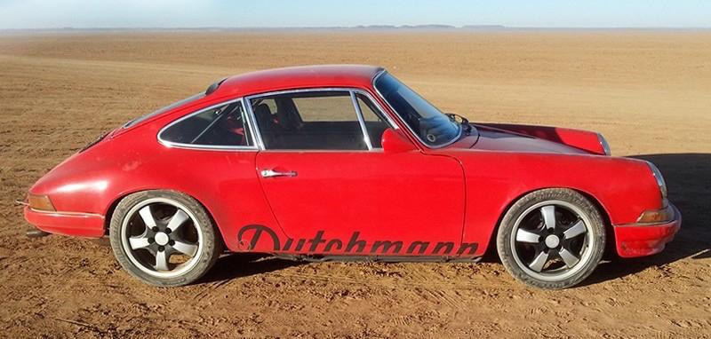 DLEDMV - Porsche 911 the dutchmann in desert - 04