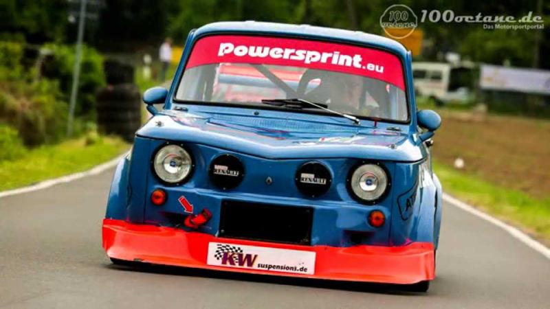 DLEDMV - R8 Gordini Hillclimb Wiebe Motorsport - 03
