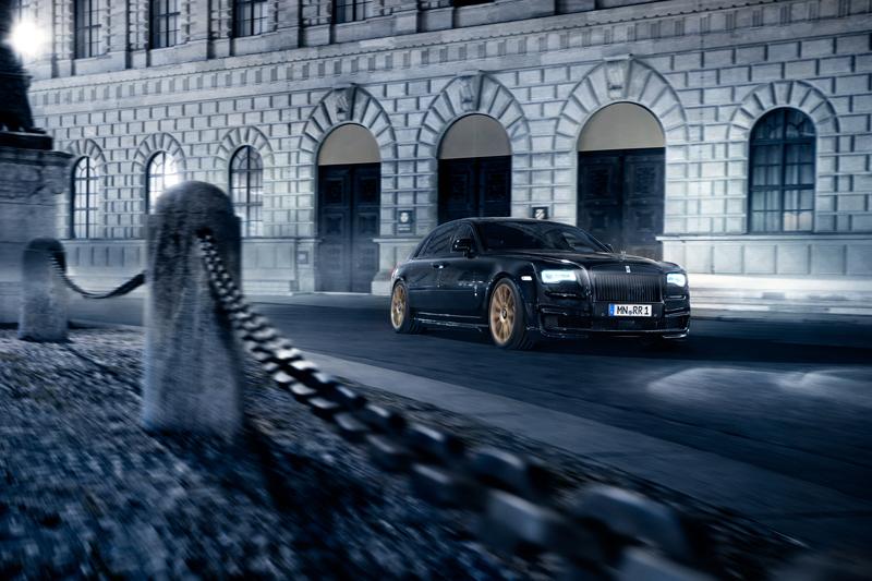 DLEDMV - Rolls Royce Ghost Spofec - 12