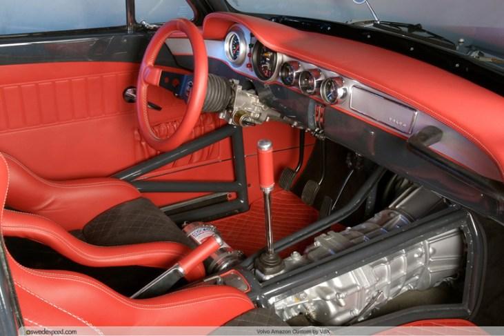 DLEDMV - Volvo Amazon Wagon VOX - 06