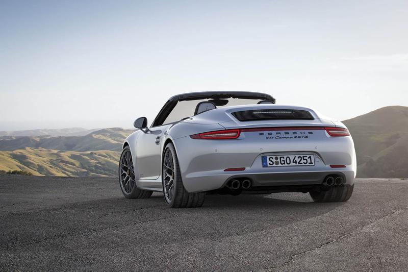 DLEDMV - Francfort 2015 best of Porsche 991 #2 - 01