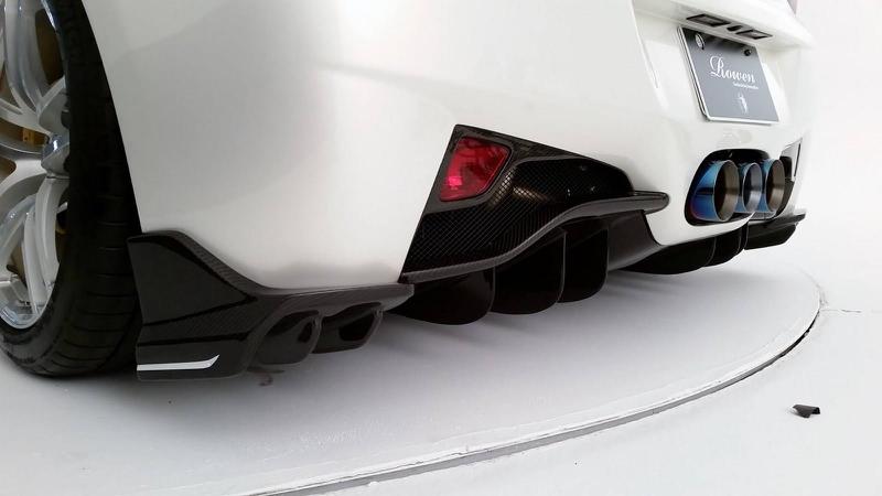 DLEDMV - Hypercar Exhaust Sous-terrain - 02