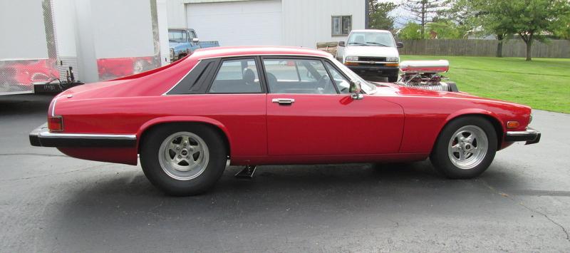 DLEDMV - Jaguar XJS Pro Street - 07