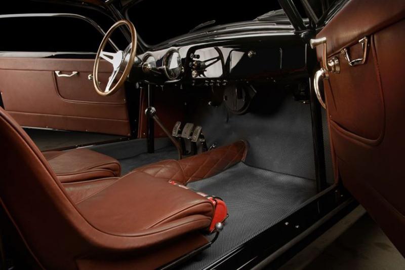 DLEDMV - Lancia Aurelia B20GT Outlaw - 15