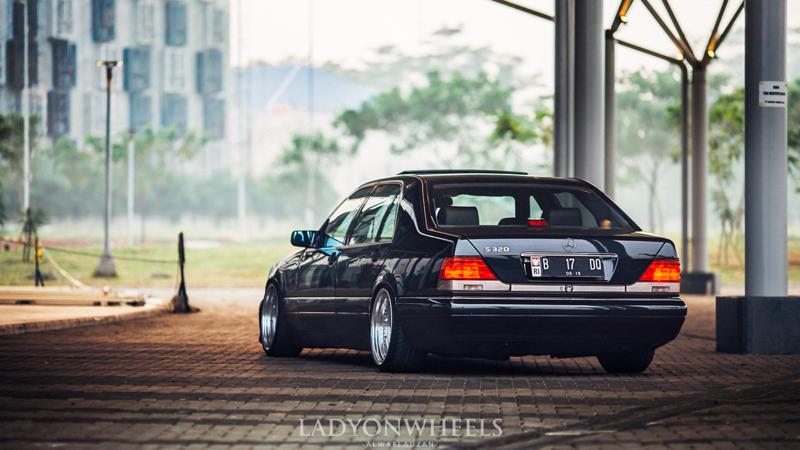 DLEDMV - Mercedes W140 S320 Lorinser - 03