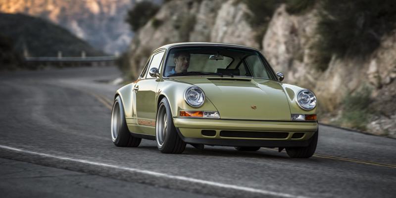 DLEDMV - Porsche Singer 911 Manchester - 03