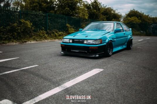 DLEDMV - Toyota AE86 swap V8 - 04