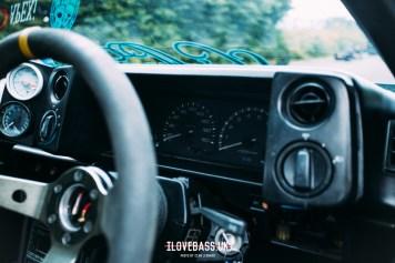 DLEDMV - Toyota AE86 swap V8 - 05