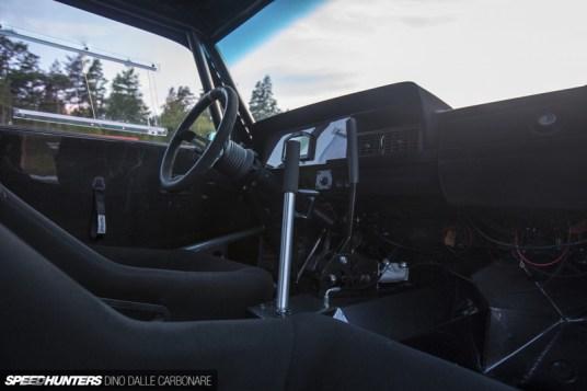 DLEDMV - Volvo 242 Swapped V10 BMW M5 - 15