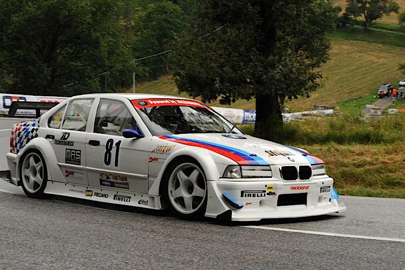 Hillclimb Monster : BMW 320 i des circuits aux spéciales... 9