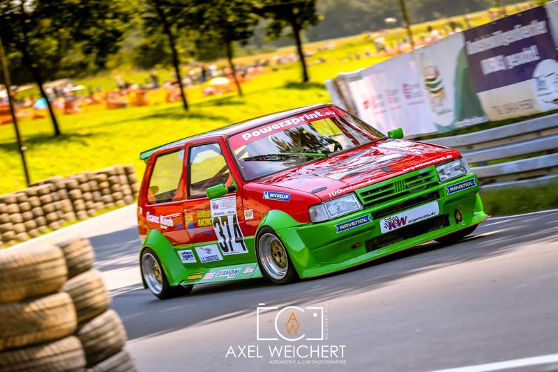 DLEDMV - Fiat Uno Hillclimb Koob - 03