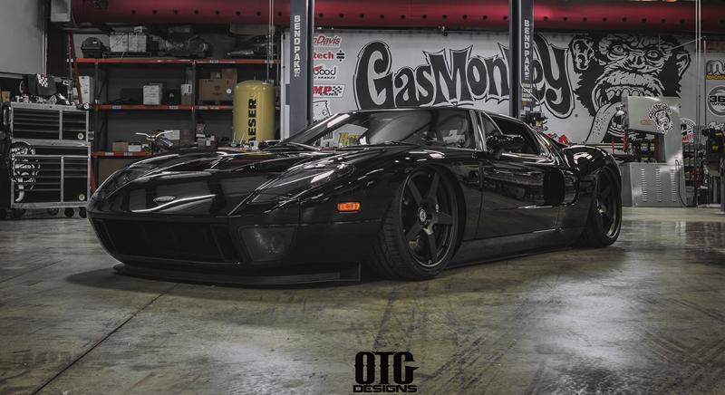 DLEDMV - Ford GT Gas Monkey - 02