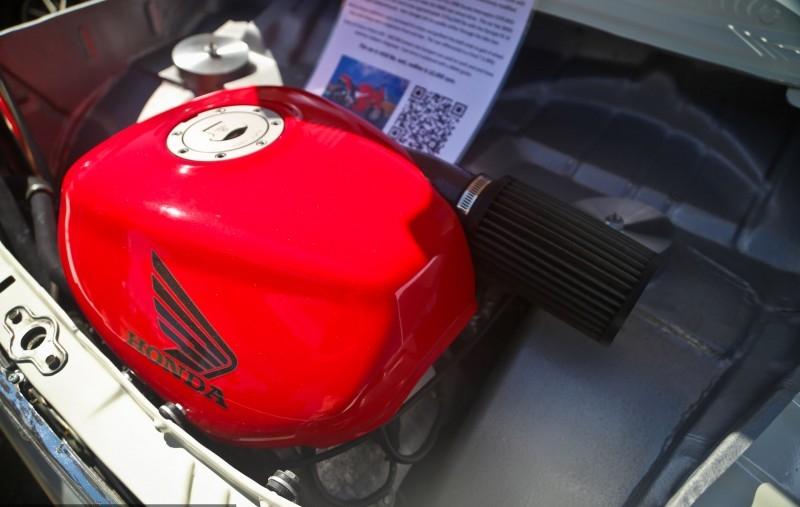 DLEDMV Honda N600 swap 800 VFR 01
