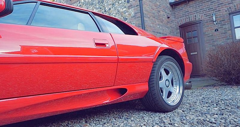 DLEDMV - Lotus Esprit V8 Biturbo - 02