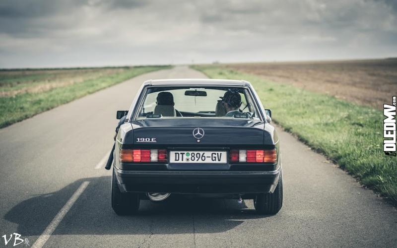 DLEDMV - Mercedes 190 Maxime - 09