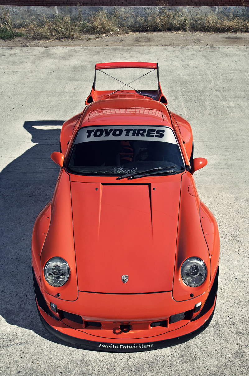 DLEDMV - Porsche 993 C2 RWB Darren Yoo - 16
